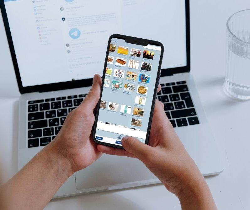 Aplicación móvil TPV   TPV TicketBAI   Binovo BinFact