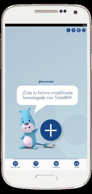 11Aplicación móvil TPV   TPV TicketBAI   Binovo BinFact